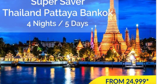 Super_Saver_Thailand_Pattaya_Bankok